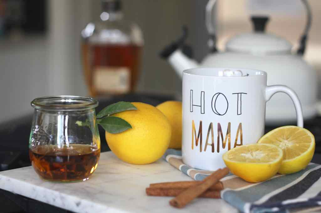 Holiday Warm & Fuzzies: Hot Toddy